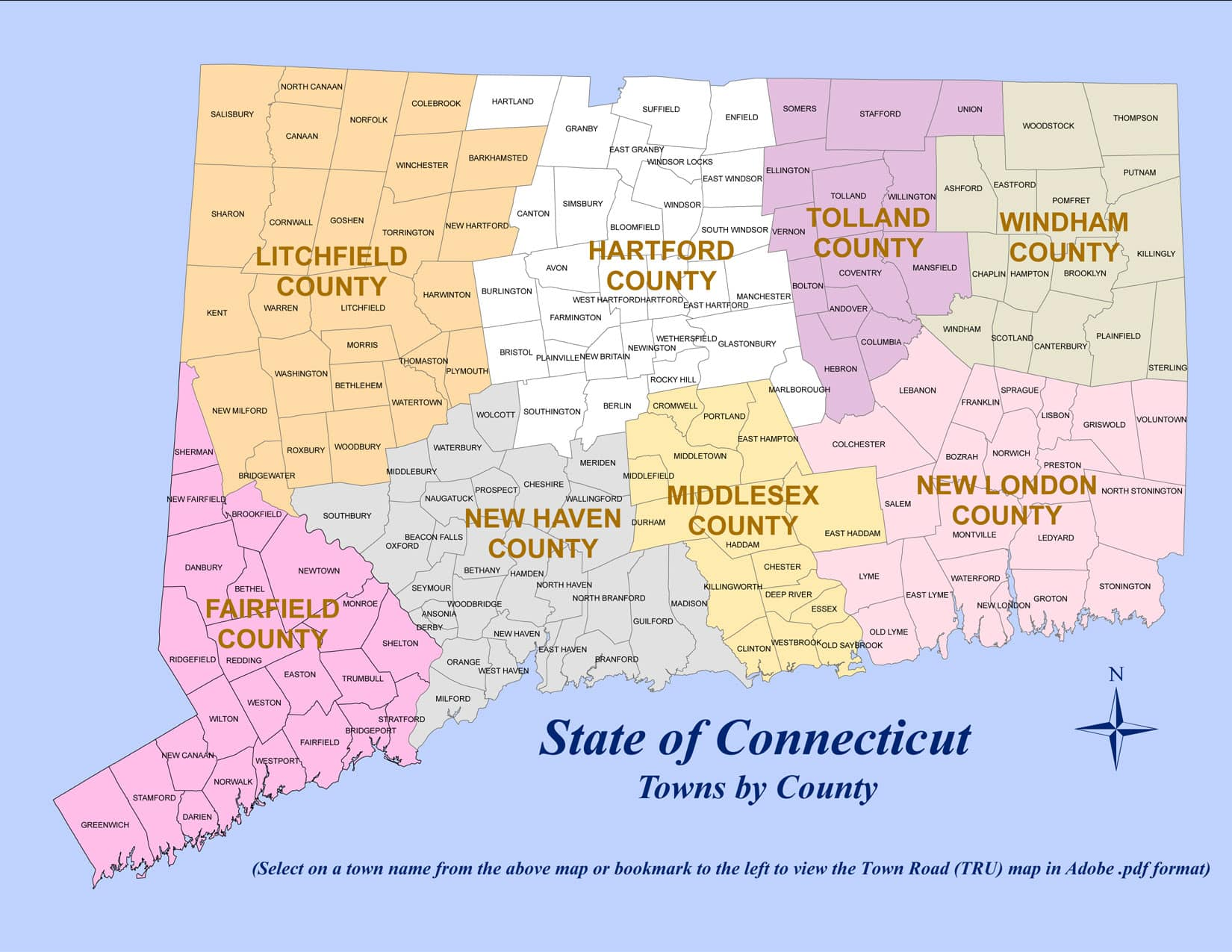 locations statewide for bail bonds service
