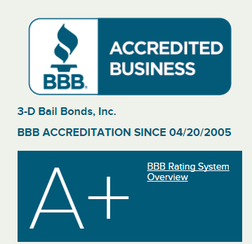 3-D Bail Bonds, Inc. BBB Business Review