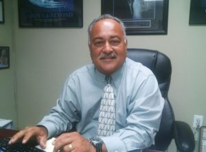 Our Staff Ruben Serrano