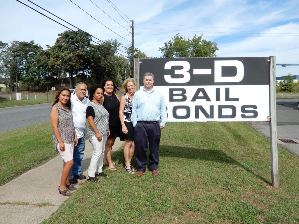 Bail Bondsman Hartford CT at 3-D Bail bonds