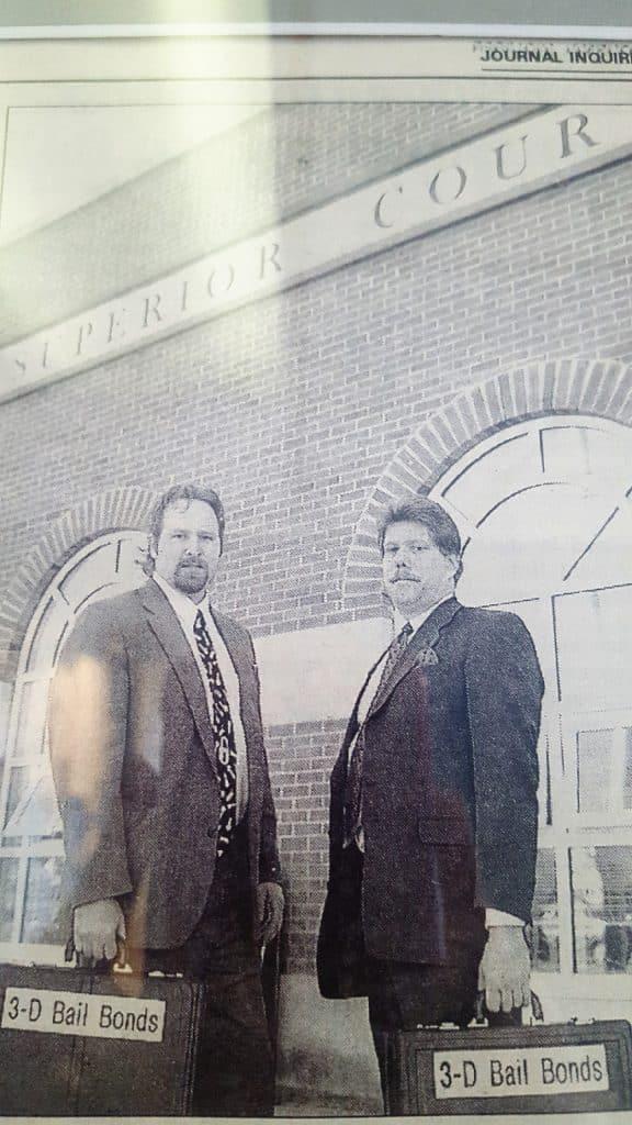 the hartford bail bond agency in 1997