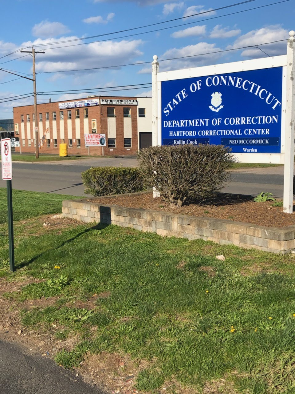 COVID-19 in CT Prisons