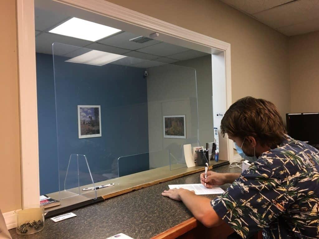 Bail Bonds Process Hartford Office