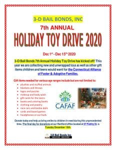 2020 holiday toy drive 3d bail bonds-2